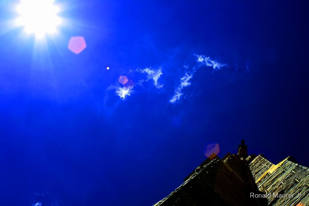 Blue Expanse by Veronica Maur'er