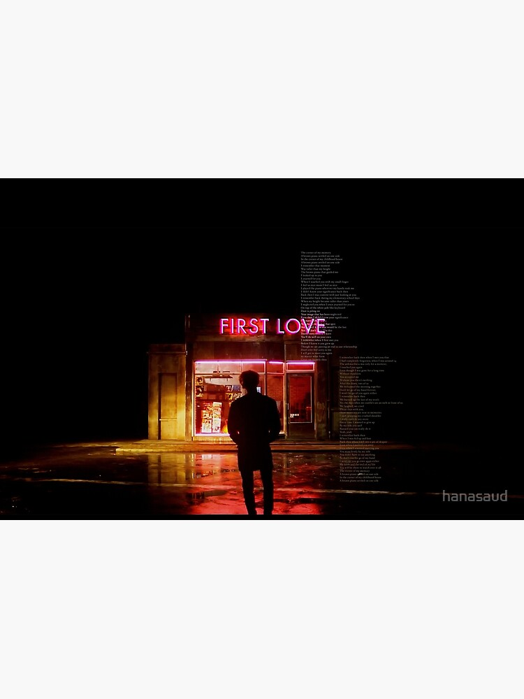 bts - suga first love by hanasaud