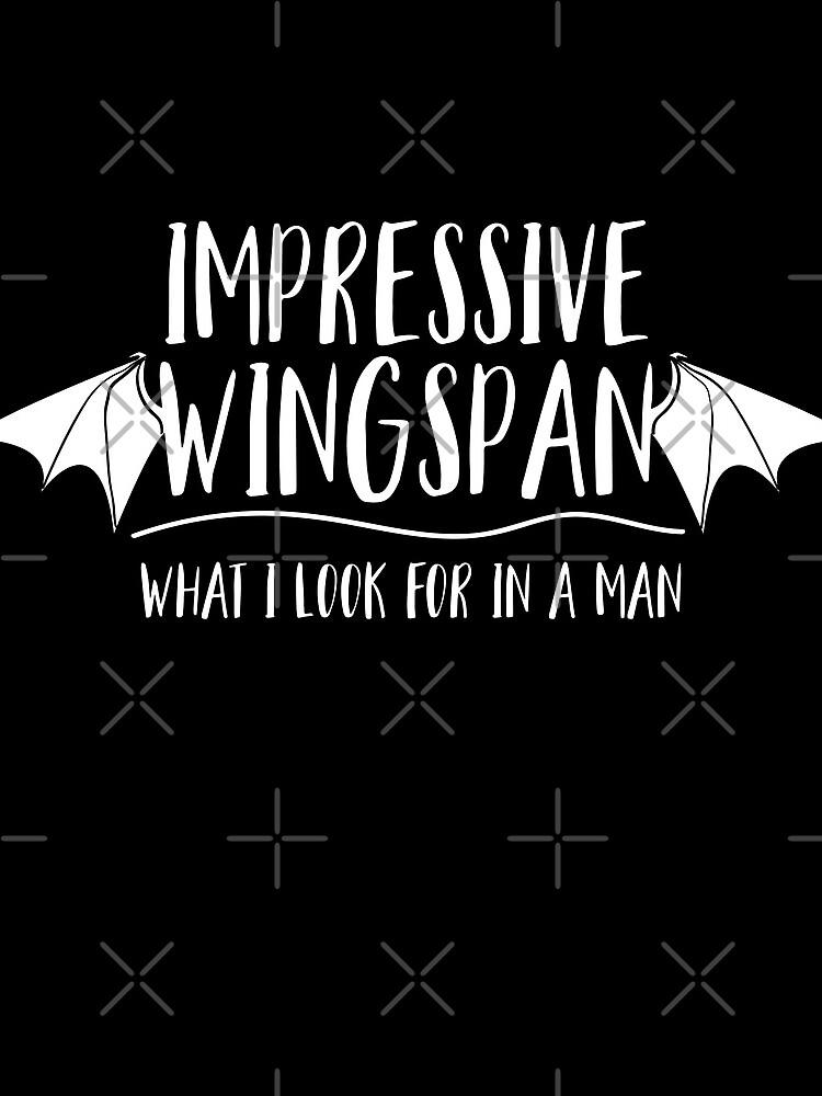 Impressive Wingspan - ACOTAR by yairalynn