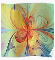 Abstract composition 137 Poster