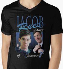JACOB REES-MOGG VINTAGE T-SHIRT Men's V-Neck T-Shirt