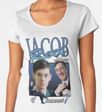 JACOB REES-MOGG VINTAGE T-SHIRT Women's Premium T-Shirt