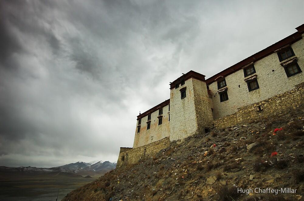 Tibetan Monastery by Hugh Chaffey-Millar