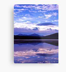 Sunrise on Lake Dillon Metal Print
