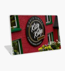 Kitty Kelly's restaurant, Donegal - tall Laptop Skin