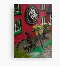 Kitty Kelly's restaurant, Donegal - tall Metal Print