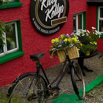Kitty Kelly's restaurant, Donegal - tall by VeryIreland