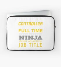 CONTROLLER BEST DESIGN 2017 Laptop Sleeve