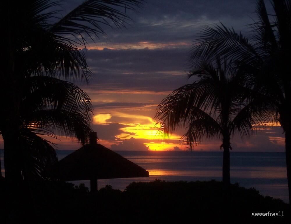 Turks & Caicos Sunset by sassafras11