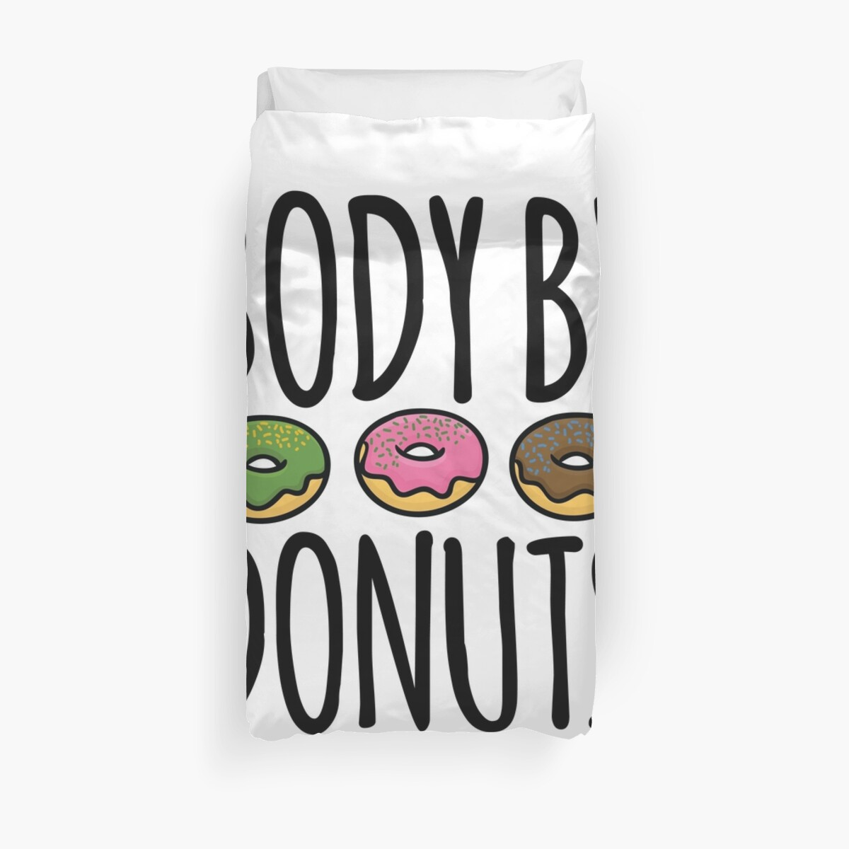 Body By Donuts by kamrankhan
