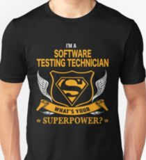SOFTWARE TESTING TECHNICIAN BEST COLLECTION 2017 Unisex T-Shirt