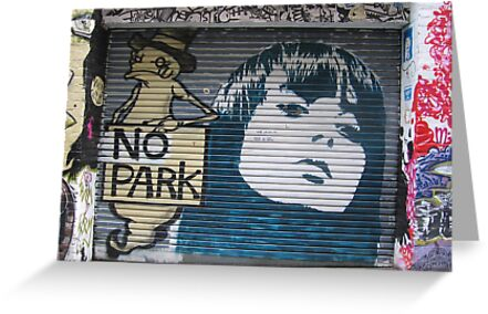 No Park! by Joe Bennett