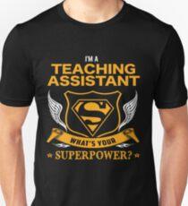 TEACHING ASSISTANT BEST COLLECTION 2017 Unisex T-Shirt