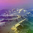 Rainbow Sunset by Caren della Cioppa