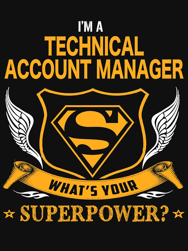 TECHNICAL ACCOUNT MANAGER BEST COLLECTION 2017 by mylethao
