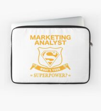 MARKETING ANALYST BEST COLLECTION 2017 Laptop Sleeve
