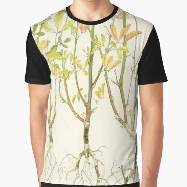 Phytophthora Root Rot of Lucerne  Graphic T-Shirt