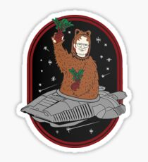 Bears, Beets, Battlestar Galactica Sticker