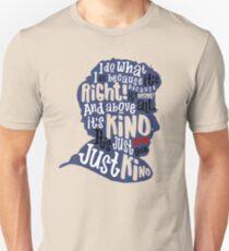 Twelfth Doctor- Kindness Unisex T-Shirt