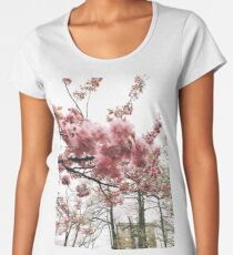 Cherry Blossoms  Women's Premium T-Shirt
