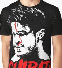 Katsuyori Shibata - Horror T-Shirt Graphic T-Shirt