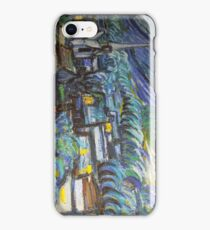 Vincent Van Gogh - Starry Night Modified Painting iPhone Case/Skin