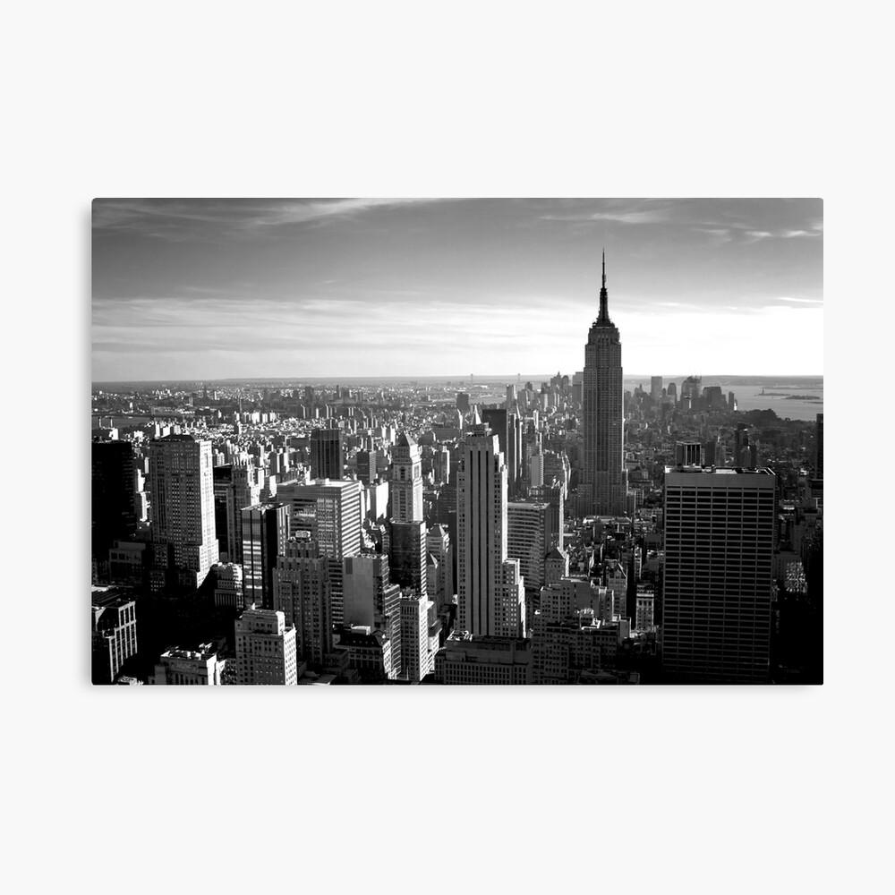 New York, New York Leinwanddruck