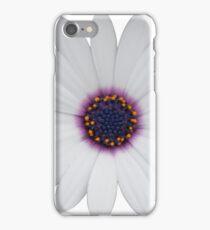 Simplistic Minimalist Flower Photography iPhone Case/Skin