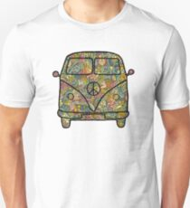 VW Hippie Van T-Shirt