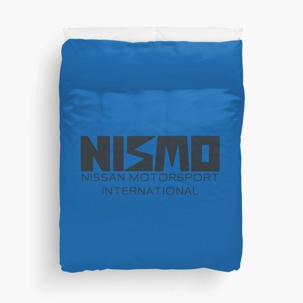 NISMO Racing Team Duvet Cover