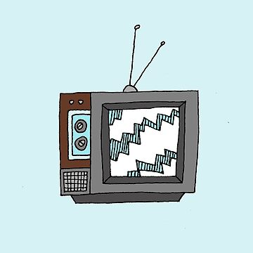 Retro Television by spiropaperco