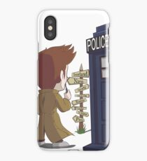 A Doctor's Decision iPhone Case