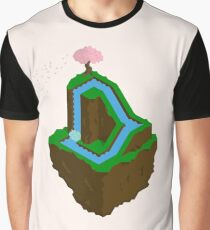 Zen Garden Graphic T-Shirt