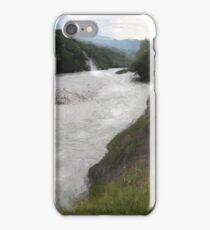 Belaya River, Adygeya iPhone Case/Skin