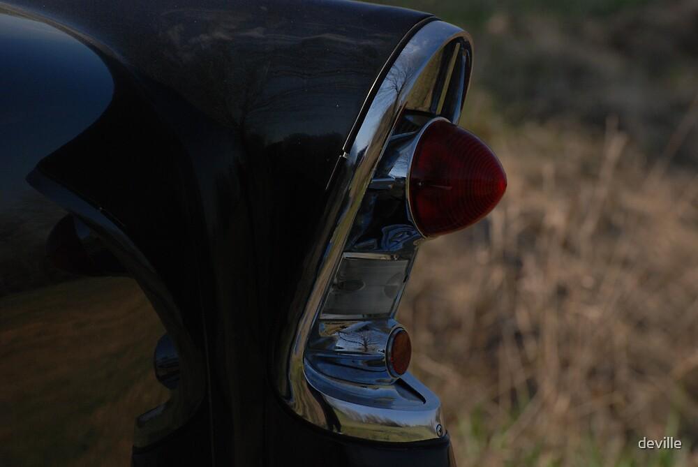 a work of automotive art by deville