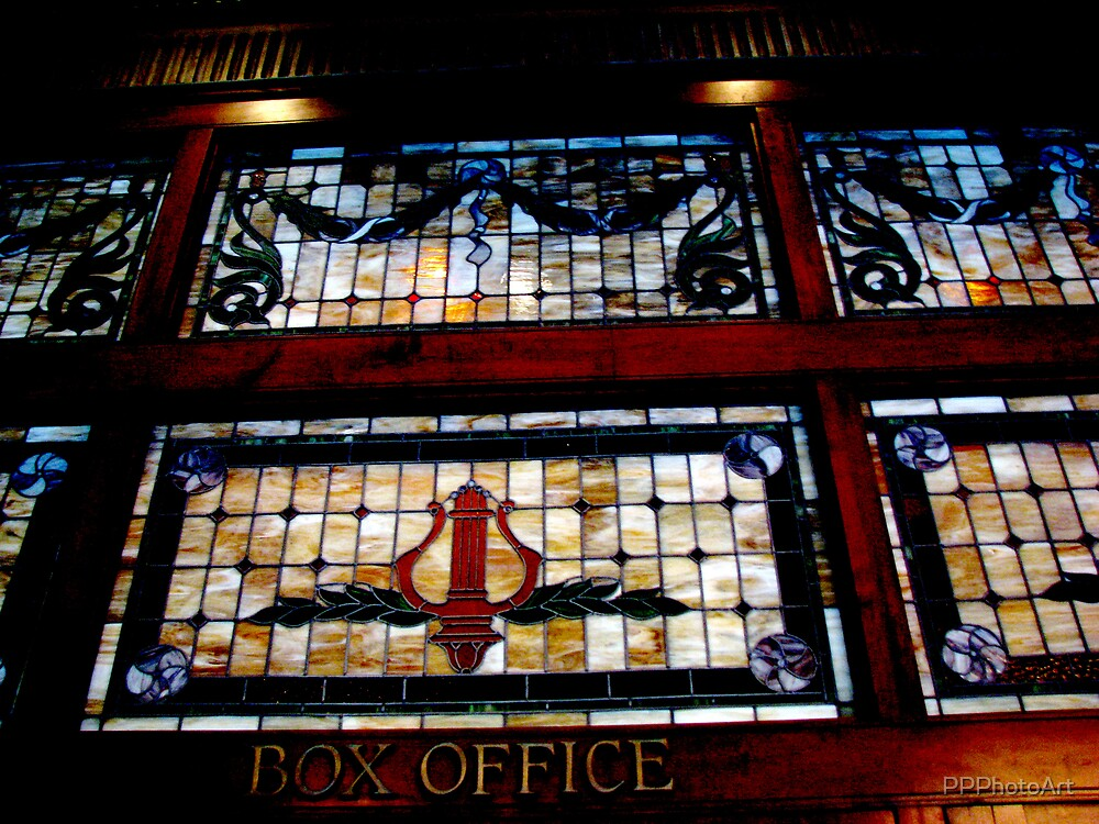 Stained Glass by PPPhotoArt