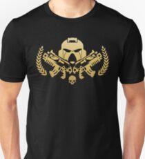 Golden Space Marine Legion - Warhammer 40k Unisex T-Shirt