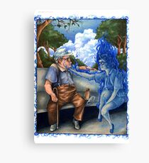 The Ghost of Margaret O'Toole Canvas Print