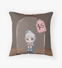 MOBILE LEGENDS Miya in a jar Throw Pillow