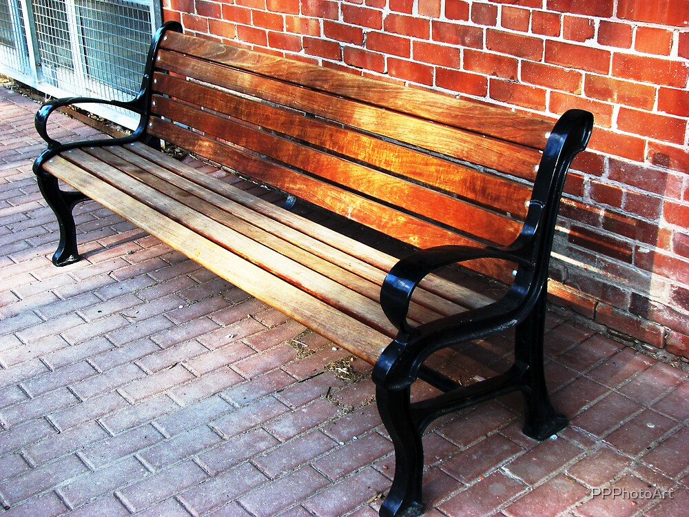 Bench by PPPhotoArt
