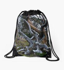Snow Gums Drawstring Bag