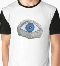 Greek Eye Graphic T-Shirt
