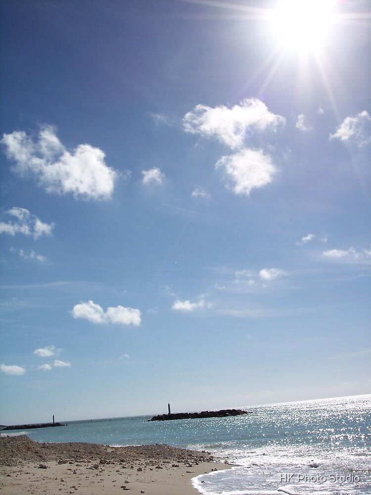 Key West Beach by HK Photo Studio