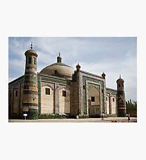 Abakh Hoja Tomb, Kashgar Photographic Print