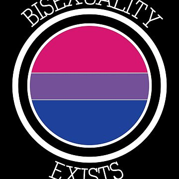Bisexuality Exists by KRoseInked