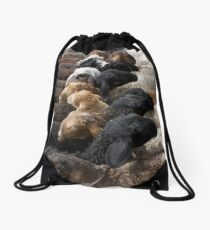 Sheep Drawstring Bag