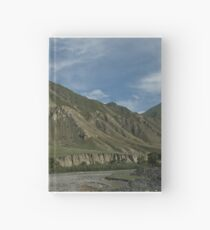 Kyrgyzstan Valley Hardcover Journal