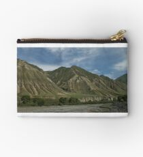 Kyrgyzstan Valley Studio Pouch
