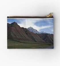 Colourful Mountains Studio Pouch