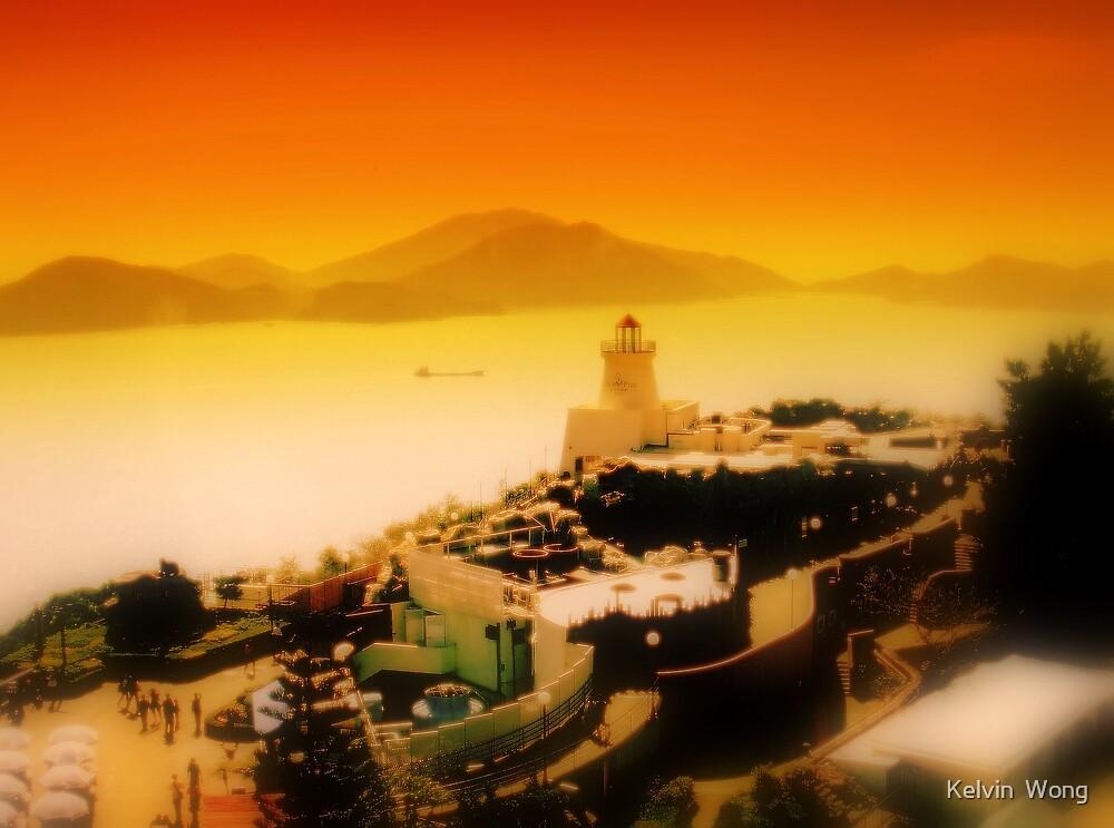 Hong Kong Ocean World by Kelvin  Wong